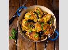 chicken tajine with olives and preserved lemons_image