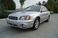 find used 2003 subaru baja sport with 54 000 miles low miles rare car sunroof auto in