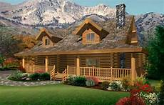 salmon river log home floor plan caribou creek log timber handcrafted log cabin featuring