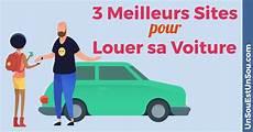 les 3 meilleurs pour louer sa voiture sereinement