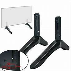 Universal Stand Support Holder Mount Inch by 2pcs Universal Tv Stand Base Mount Holder For Samsung
