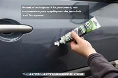 efface rayure profonde gs27 essai gs27 technics kit r 233 novation optiques carrosserie actu automobile