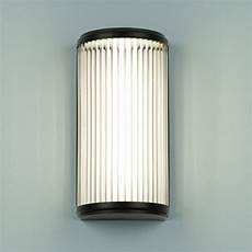 astro lighting 7961 ip44 versailles 250 led bathroom wall light bronze