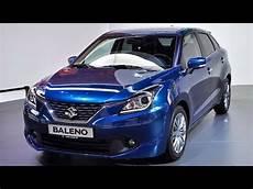 All New Suzuki Baleno 2018