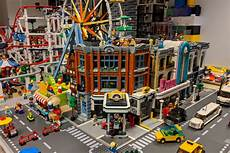 Lego Creator Expert Eckgarage 10264 In Der New Ukonio City
