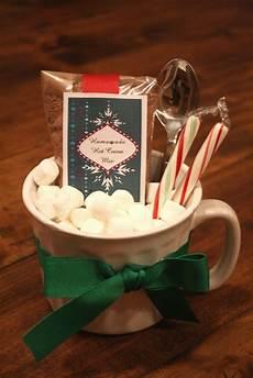 Selbstgemachte Geschenke Weihnachten - the nesting corral gifts cocoa
