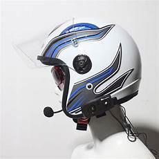2x Bt 1200m Bluetooth Motorcycle Helmet Intercom