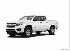 New Summit White 2020 Chevrolet Colorado Crew Cab Short