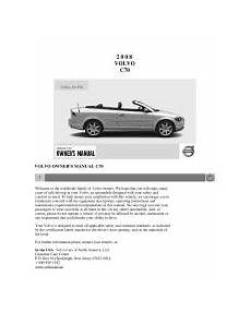 online car repair manuals free 2006 volvo c70 lane departure warning 2008 volvo c70 problems online manuals and repair information