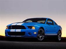 Wallpapers Ford Mustang Shelby GT500 Car