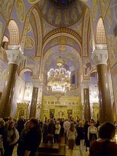 die russisch orthodoxe kathedrale zum hl nikolaus in wien