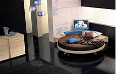 chambre a coucher avec lit rond le lit rond pour meubler la chambre 224 coucher d une