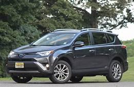 2016 / 2017 Toyota RAV4 Hybrid For Sale In Evansville IN