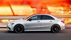 2019 mercedes benz a class sedan officially unveiled