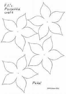 Fifi Colston Creative Pretty Paper Poinsettias