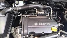 vauxhall astra h 1 4 petrol z14xep twinport engine running