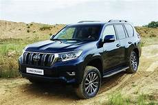 Fiche Technique Toyota Land Cruiser 4 0 Vvt I 280 2018