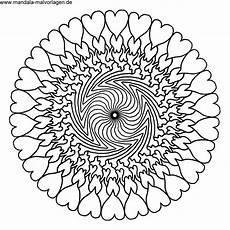 Malvorlagen Mandalas Mandalas Auf Www Mandala Malvorlagen De Finden Sie