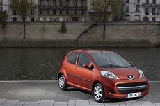2009 Peugeot 107 Technical Specifications And Data Engine