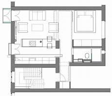 Kleine Wohnung Plan Grundriss Grundriss Wohnung