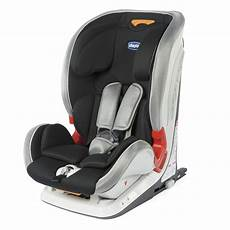 Chicco Child Car Seat Youniverse Fix 2019 Polar Silver