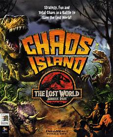 chaos island the lost world jurassic park for windows