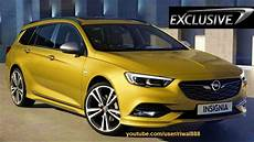 New Opel Insignia Sports Tourer Exclusive Exclusive