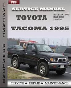 electric and cars manual 1995 toyota tacoma lane departure warning toyota tacoma 1995 service manual download repair service manual pdf