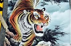 Gambar Binatang Menyusui Fauna Lukisan Seni