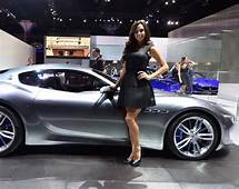Maserati Alfieri At The 2014 Los Angeles Auto Show