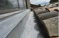 pose d un cheneau en zinc couloir cheneau et appuie de fenetre en zinc v batisolution