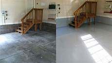 Floor Before And After by Garage Floor Epoxy And Painting Company Raleigh Clh Painting