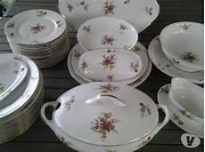 service ancien porcelaine limoges clasf