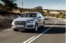 Audi Q7 E 2016 In Hybrid Review Car Magazine