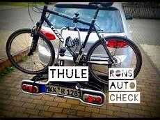 thule euroride 940 anh 228 ngerkupplung fahrradtr 228 ger test