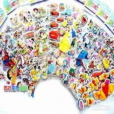 200 sheets mixed kids cute stickers children decoration stickers kids diy toy mix style