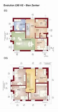 Grundriss Stadtvilla Mit Walmdach Architektur 5 Zimmer