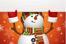 snowman orange background wallpapers and images wallpapers pictures photos