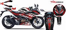 Modifikasi Striping All New Cbr150r by Modifikasi Striping All New Cbr150r White Vendetta