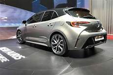 New Toyota Corolla To Race In 2019 Btcc Chionship Car
