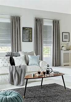 Gardinen Und Rollos Ideen - home home curtains with blinds lounge curtains house