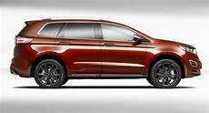 Ford Edge Gets Longer 7 Seat Version For China At