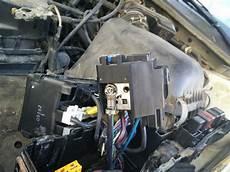 Changing 100a Alternator Fuse In Lexus 1997 Es300