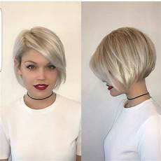 20 inspirations of stacked choppy blonde bob haircuts