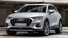 audi q3 second gen new audi q3 revealed second suv is a baby q8 paul