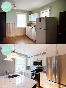 100 small kitchen renovations before and after