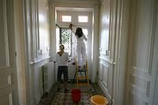decoration couloir d entrée lulima d 233 coration r 233 novation de la maison eiffel le