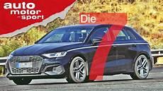 Neuer Audi A3 Co Unsere 7 Erlk 246 Nig Highlights Im