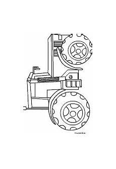 gratis ausmalbilder traktor
