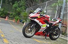 Modifikasi Yamaha R25 by Modifikasi Yamaha Yzf R25 2016 Ini Sai Puluhan Juta